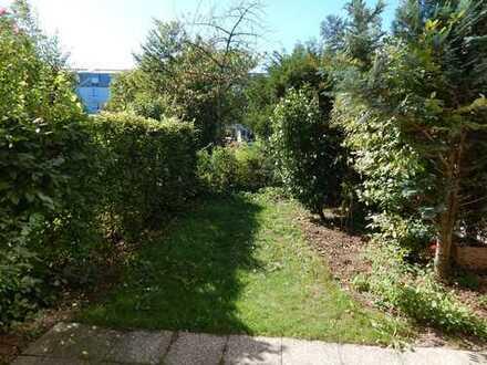 Grüne Oase - Entspannung pur! Moderne 2-Zimmer-Wohnung mit kleinem Garten!