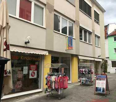 Großzügige Ladenfläche in der Stadtmitte von Bad Kissingen