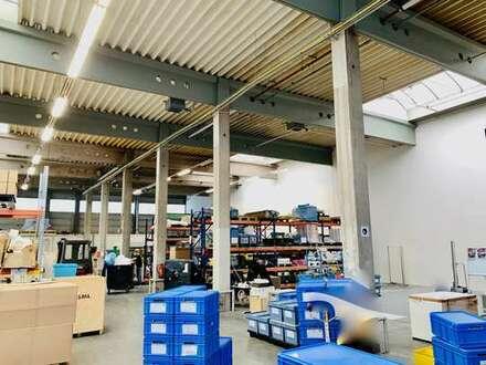Industrie: Lager-/ Produktionsflächen, in attraktiver Lage