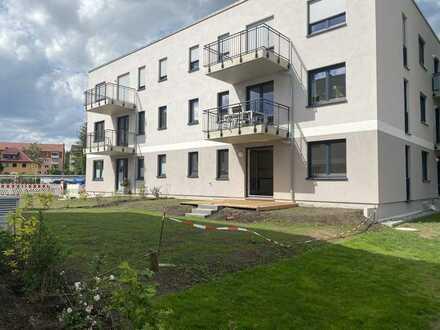 Stylisches Single-Apartment mit Terrasse