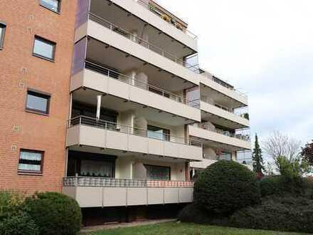 Schöne 2-Zimmer-Wohnung (Hochparterre) mit Tiefgarageneinstellplatz