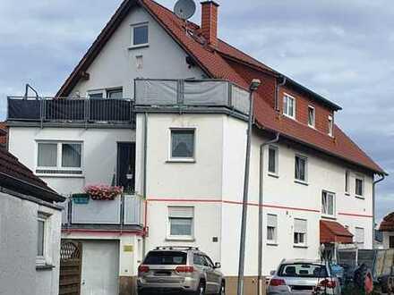Haus im Haus - geräumige Wohnung für die große Familie oder WG in kleiner Wohneinheit..