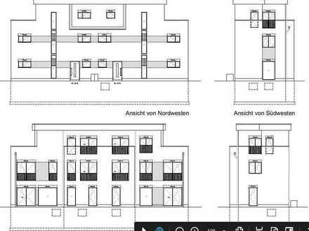 Moderne Doppelhaus-Stadtvilla, 6 Zimmer inkl. Keller, Garten in Berlin, Karlshorst (Lichtenberg)