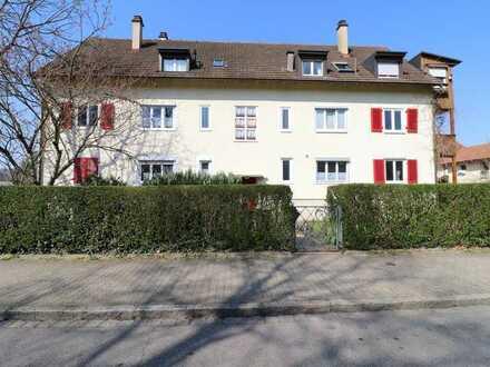 Charmante 3,5-Zimmer DG-Wohnung mit Wintergarten in Lörrach-Stetten