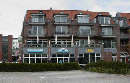 Wohnen - fast mit direktem Strandzugang (Wohnung 2)