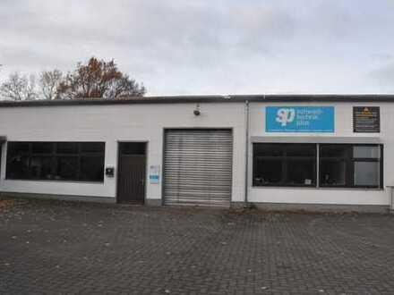 LebensRaum- Zentral- Gepflegt- Lager/ Produktionshalle auf 350 m²+118 m² (Büro) in Dorsten-Feldmark