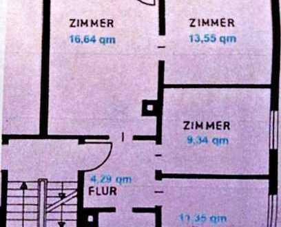 Schöne 3-Zimmer Wohnung am Neckar in ruhiger Lage von Gemmrigheim