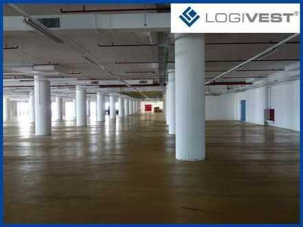Flexible Lager-/Logistikflächen mit Rampen