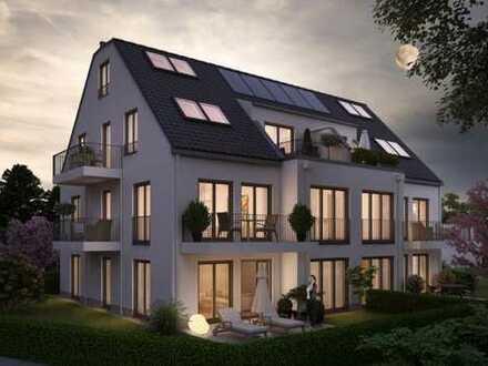 E & Co. - Globalverkauf! Neubau eines modernen 6 Familienhauses in der Lerchenau.