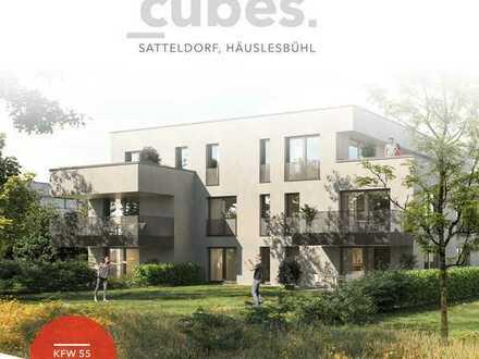 KFW 55 EE / cubes. - mehr als 3,5 Zimmer