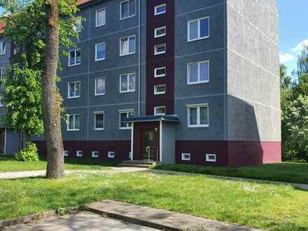 2-Raum Wohnung mit Balkon und herrlicher Aussicht