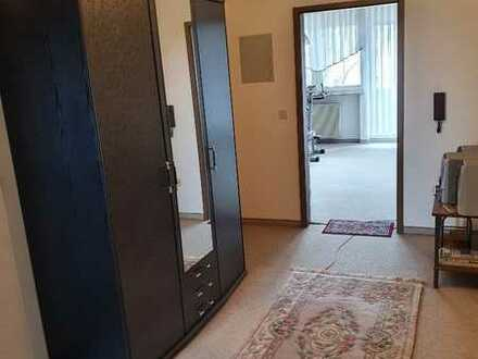 Helle, gepflegte 2-ZKB Wohnung mit Balkon, EBK und TG in Königsbrunn