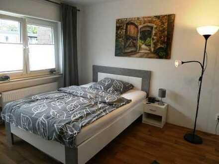 Schönes möbliertes Zimmer mit Balkon in Neuenkirchen