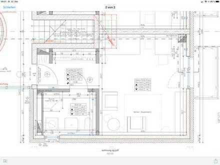 Erstbezug mit EBK und Balkon: stilvolle 1-Zimmer-Wohnung in Germering