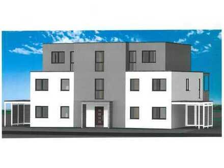Neubau-Erdgeschosswohnung mit eigenem Garten in Wesel-Schepersfeld