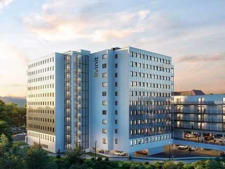 Investition mit Zukunft! 2-Zimmer-Apartment an urbaner Adresse im Stadtzentrum