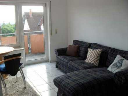 1-Zimmer-Apartment mit Südbalkon und Stellplatz