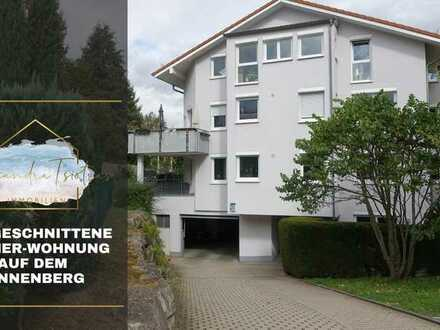 Schöne, gut geschnittene 4-Zimmer-Wohnung auf dem Sonnenberg