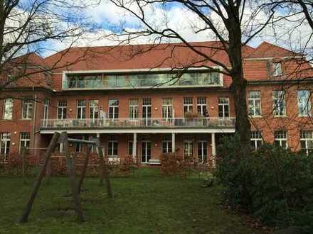 Charmante Erdgeschoss-Wohnung mit Gartenanteil!