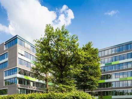*Liebertz Real Estate* Großräumige, top ausgestattete Bürofläche im Süden Darmstadts!