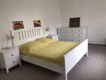 Exklusive, vollmöblierte, gepflegte 4-Zimmer-Wohnung mit Balkon und EBK in Heidelberg