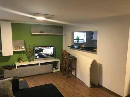 Helle möblierte 2 Zimmer Souterrain in Olching (nur Eigen Nutzung)