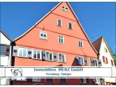 ~~Denkmalgeschützt – Wohnung und Laden im Herzen von Rottenburg – Kapitalanleger aufgepasst!~~