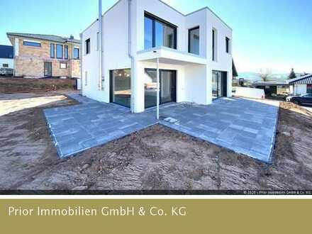 ***VERKAUFT***Neubau Einfamilienhaus im Bauhausstil