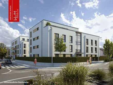 3-Zimmer-Neubauwohnung in Merheim