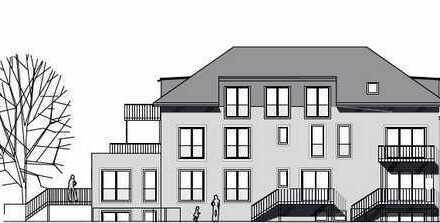 RESERVIERT! Maisonette-Wohnung mit großer Terrasse und Gartenanteil