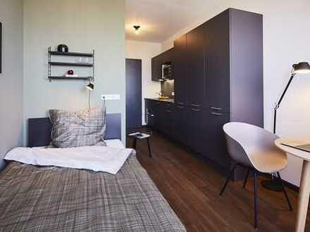 Möbliertes XS Apartment Essen City