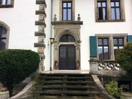 Jugendstilvilla auf altem Landsitz (4 Zimmer)