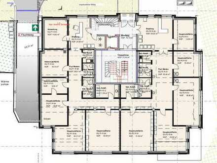 Neubau Büro-/Praxisflächen am Schlosspark St. Emmeram