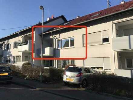 3-Zimmer-Wohnung mit Balkon und Einzelgarage in Freiberg am Neckar