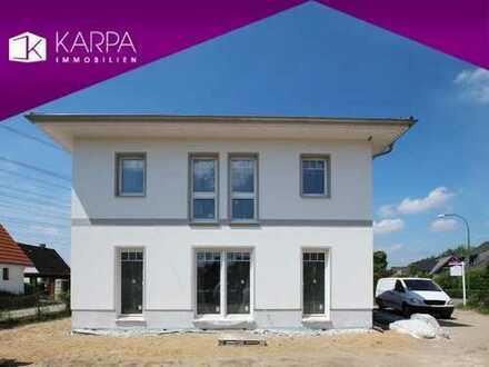 Neubau: Villa im Toskana-Stil in Havighorst (bei Hamburg)
