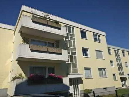 gemütliche, helle FAMILIEN-Wohnung mit Balkon im Ortsteil Werne