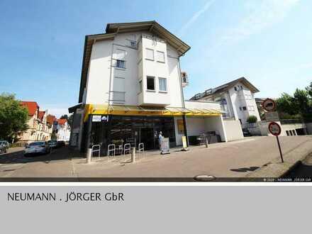 Helle und geräumige 2 Zimmer Wohnung mit Balkon in Lahr-Burgheim