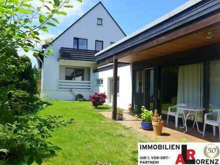 LORENZ-Angebot in Höntrop: Bevorzugte Lage. Freist. 2- bis 3-Fam.-Haus + Bungalow. 390 m² Nutzfl.
