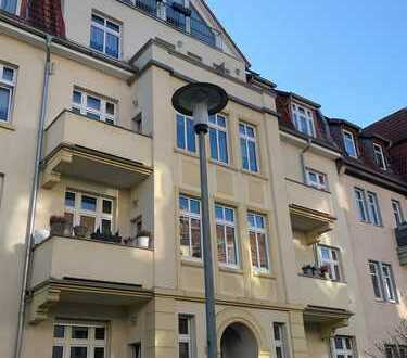 2 Raumwohnung in guter Lage mit Balkon und EBK in Erfurt