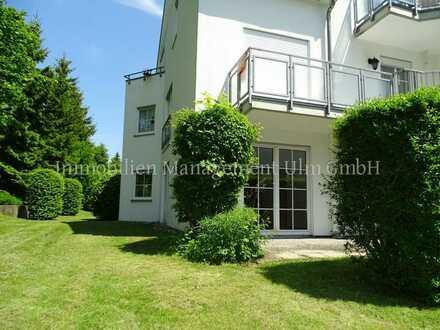 Schöne 3-Zimmer Wohnung mit großer Sonnenterrasse in Erbach zu vermieten!