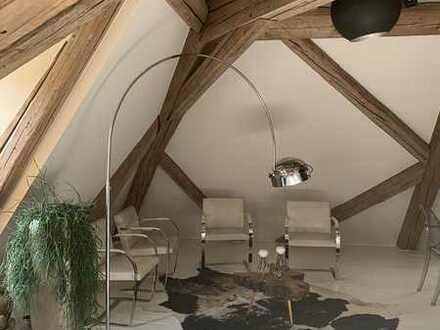 Attraktive 3-Zimmer-Dachgeschosswohnung mit EBK in Argenbühl-Ratzenried
