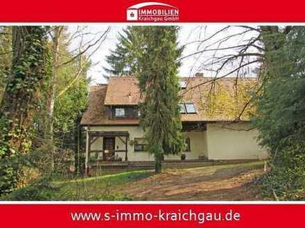 Haus mit großem Grundstück und extra Bauplatz!