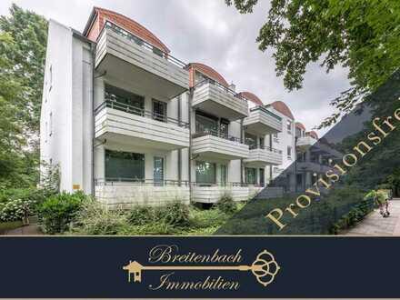 Bremen - Gartenstadt Süd • Zentral und ruhig gelegene Einzimmerwohnung mit Tiefgaragenstellplatz