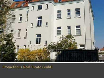 vermietetes Mehrfamilienhaus mit 6 Wohneinheiten und 1 Gewerbeeinheit im schönen Taucha