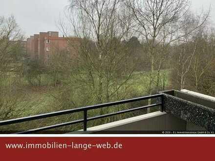 Als Kapitalanlage oder Eigennutz * schöne 3 Zi.-Wohnung mit Balkon und Blick ins Grüne
