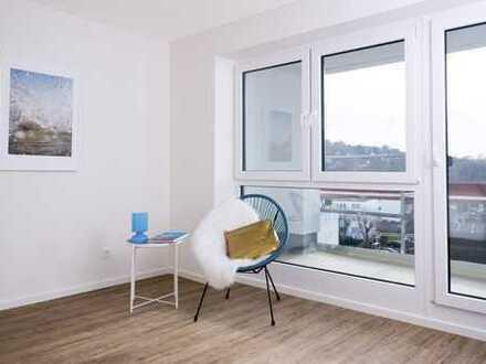 Moderne Wohnung mit tollem Ausblick - 2019 kernsaniert
