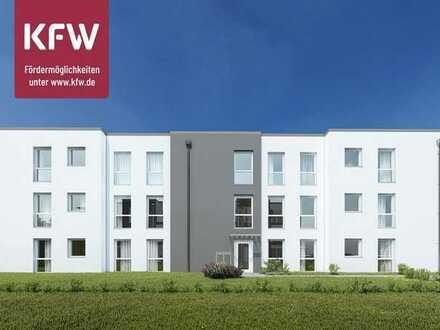 ** Baufeld 10 - 2-Zimmer Balkonwohnung inkl. Smart Home System u.v.m.**