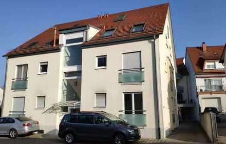 Gemütlich 3-Zimmer-Wohnung in Linkenheim-Hochstetten