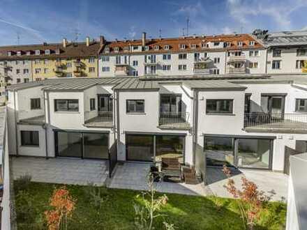 Kapitalanleger aufgepasst: Neubau-Wohnungspaket mit 3 exkl. Wohnungen am Olympiapark!