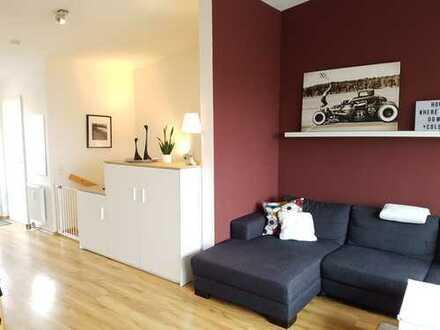 Moderne Maisonette-Wohnung mit 2 Süd-Balkonen